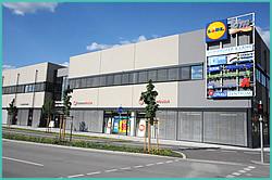 Fachmarktzentrum am Kaserneneck