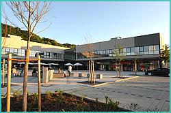 Fachmarktzentrum am Kaserneneck - Parkplätze
